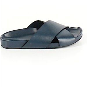 The Form Crossover Sandal Navy